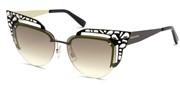 Compre ou amplie a imagem do modelo DSquared2 Eyewear DQ0312-49G.