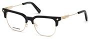 Compre ou amplie a imagem do modelo DSquared2 Eyewear DQ5243-001.