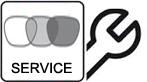 Replace RX Lenses Personal.Frame + Estojo original rígido ou macio de acordo com a forma dos óculos e certificado de autenticidade