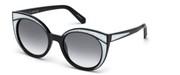 Compre ou amplie a imagem do modelo Swarovski Eyewear SK0178-01B.