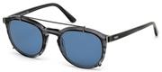 Compre ou amplie a imagem do modelo Tods Eyewear TO0181-20V.